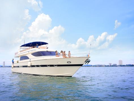 Private Yacht Tour Pattaya_(프라이빗 단독 요트투어)