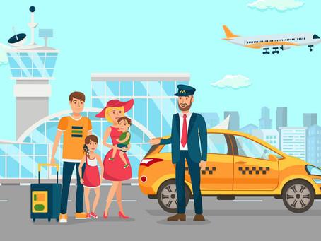 Taxi ride / Transportation_(택시/ 이동수단)