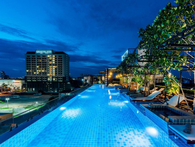 T 파타야 호텔 (T Pattaya Hotel)