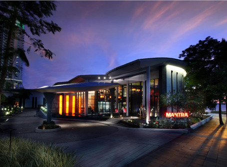 Mantra Restaurant&Bar Pattaya_파타야 럭셔리 레스토랑