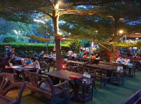 'Battle Porridge' Pattaya Local restaurant(ข้าวต้มประจัญบาน)_쁘라짠반