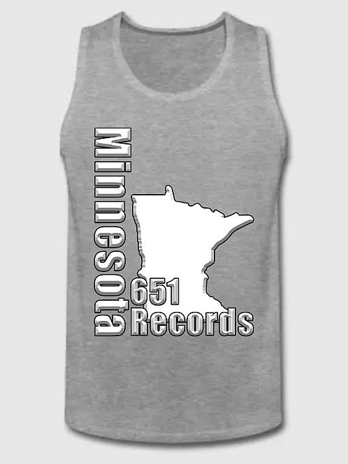 Minnesota v1, Tank Top, Men's