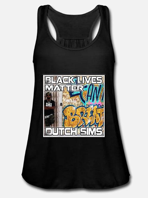 Black Lives Matter, Dutch Sims, Women's Tank