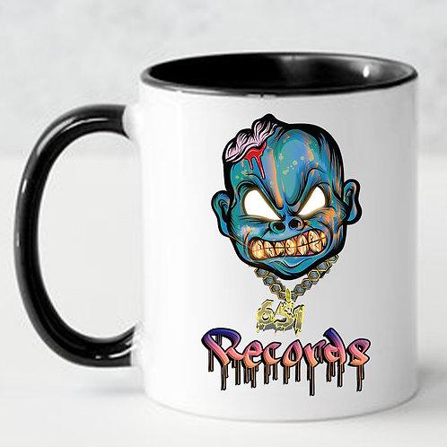 651 Mascot (Head), Mug