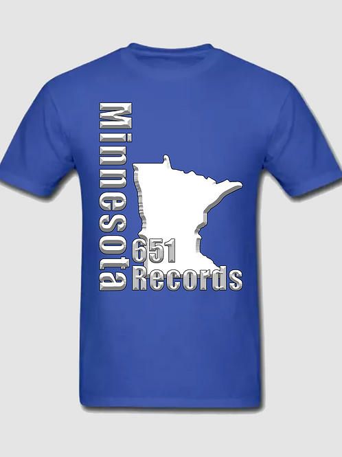 Minnesota v1, Royal Blue