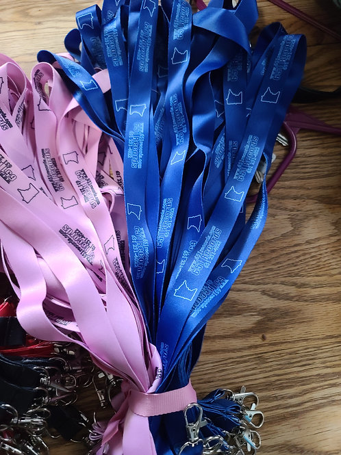Lanyards v1, Blue