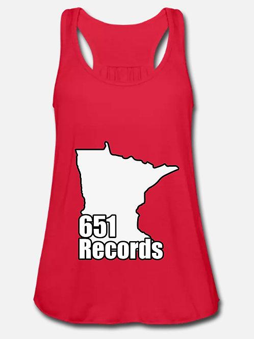 Trademark v1, Tank Top, Women's, Red