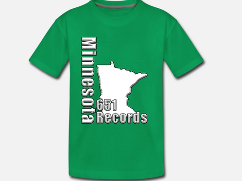 Minnesota v1, Kids T Shirt