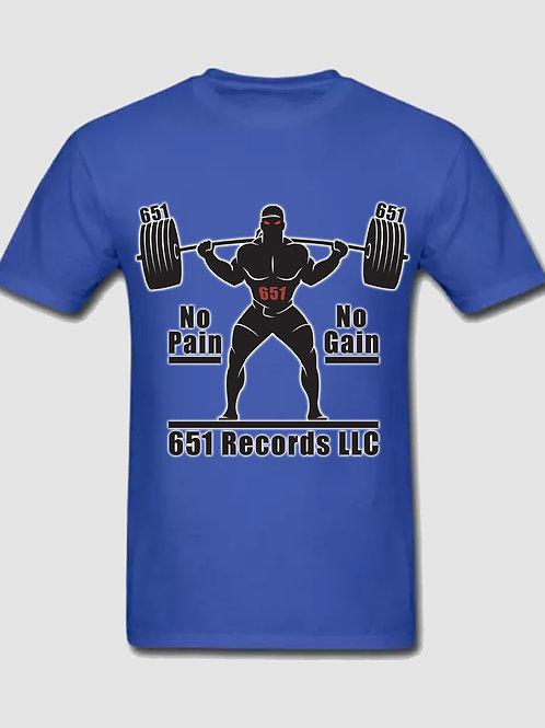 No Pain, No Gain v1, Royal Blue