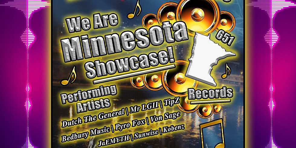 March Madness! We Are Minnesota Showcase!