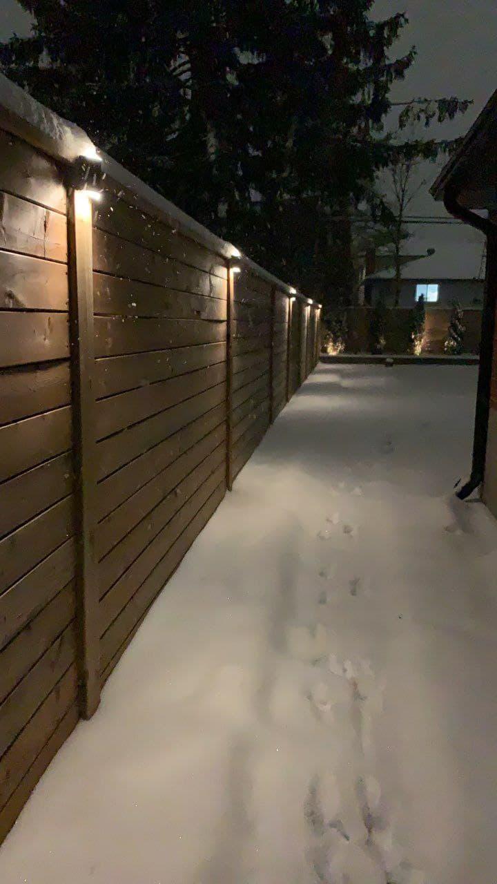 Fence Lighting Etobicoke