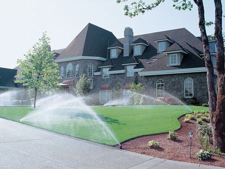 Why An Irrigation System?