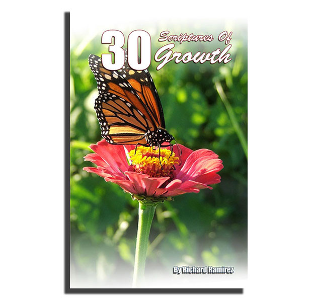 30 Scriptures of Growth: Scriptures of Growth