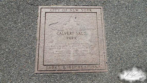 Calvert vaux park