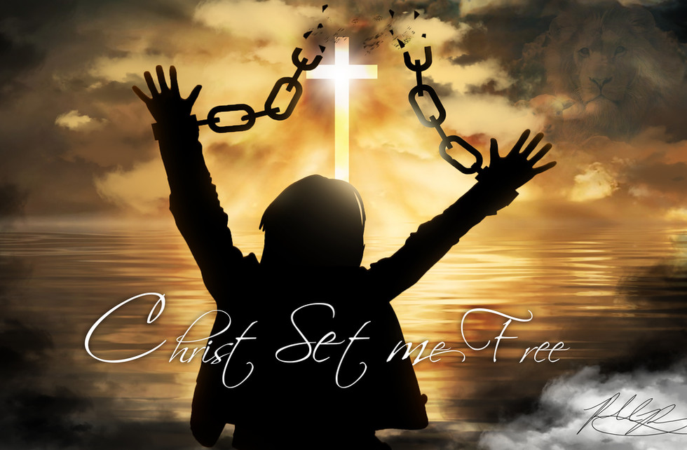 Christ Set Me Free