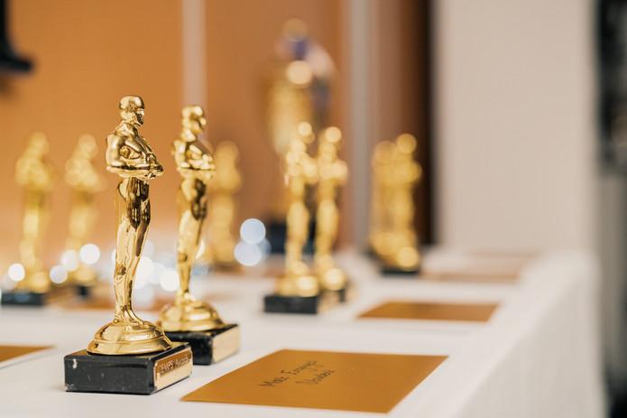 Exeter University Awards Ceremony