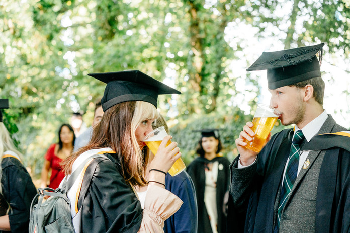 Falmouth University Graduation