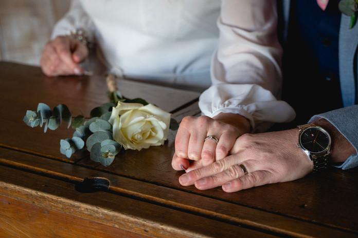 A Cornish Wedding