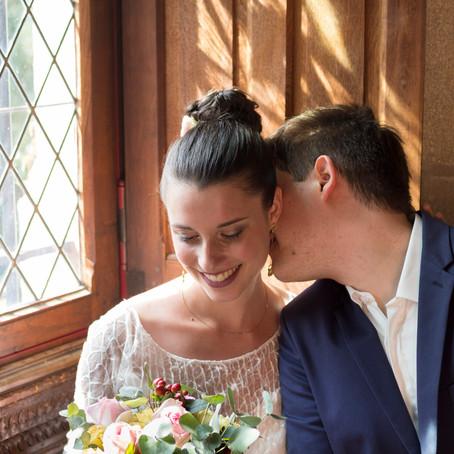 Un château dans l'Allier #wedding