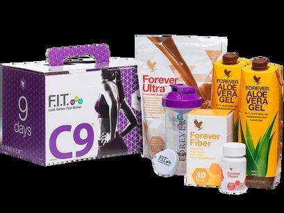 Refresh pentru tine cu Clean9 | Produse Forever