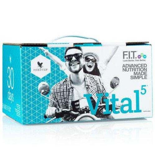 Vital5 cu Aloe Vera Gel