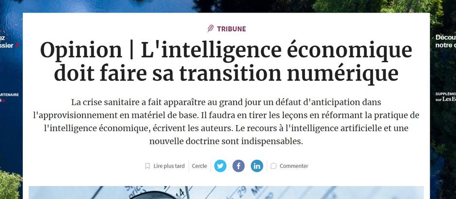 L'intelligence économique doit faire sa transition numérique