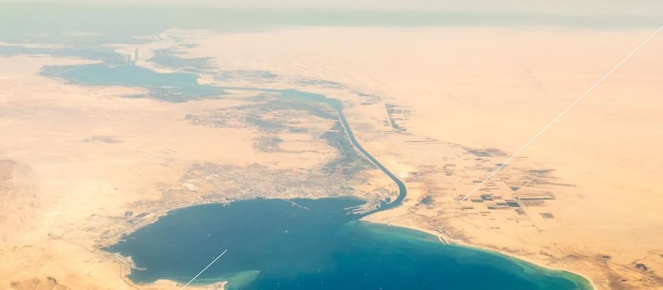 Suez Canal: telecoms hotspot