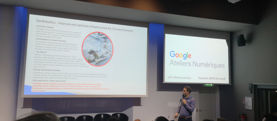 Battle Tested Consultant At Google Partners Day