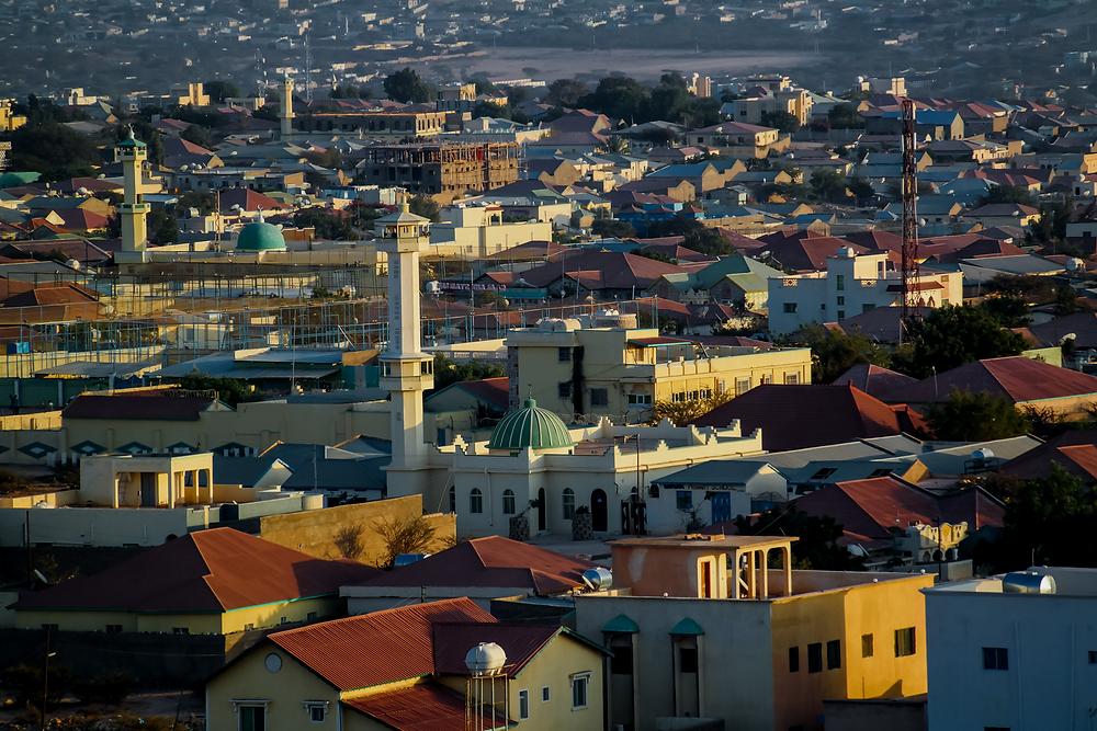 Hargeisa, ville princpale du Somaliland