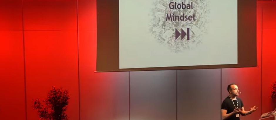 """Acquérir une """"Global Mindset"""" - découvrez le TEDx Talk de Bertrand Viala sur le sujet."""