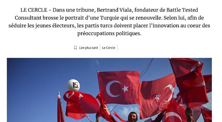 Turquie: l'innovation, un enjeu de société