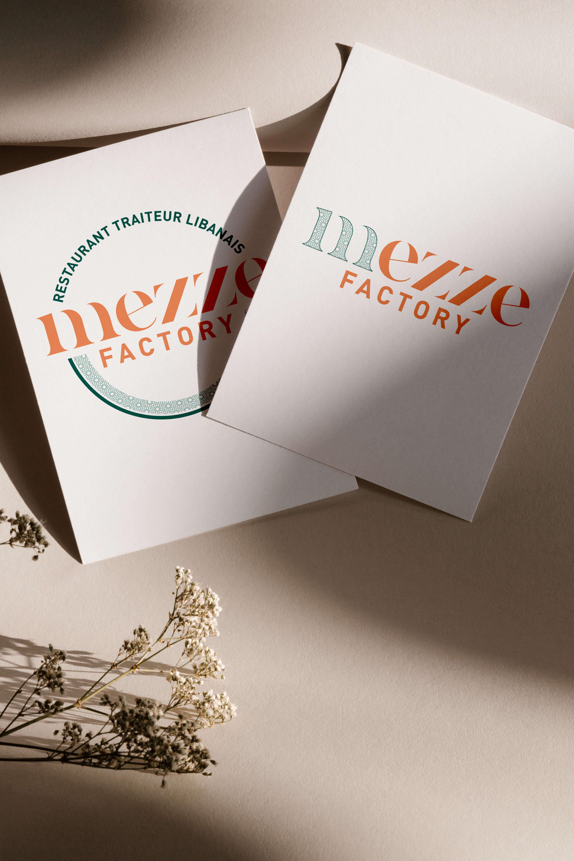 Mezze Factory logo