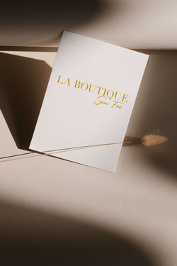 La Boutique logo