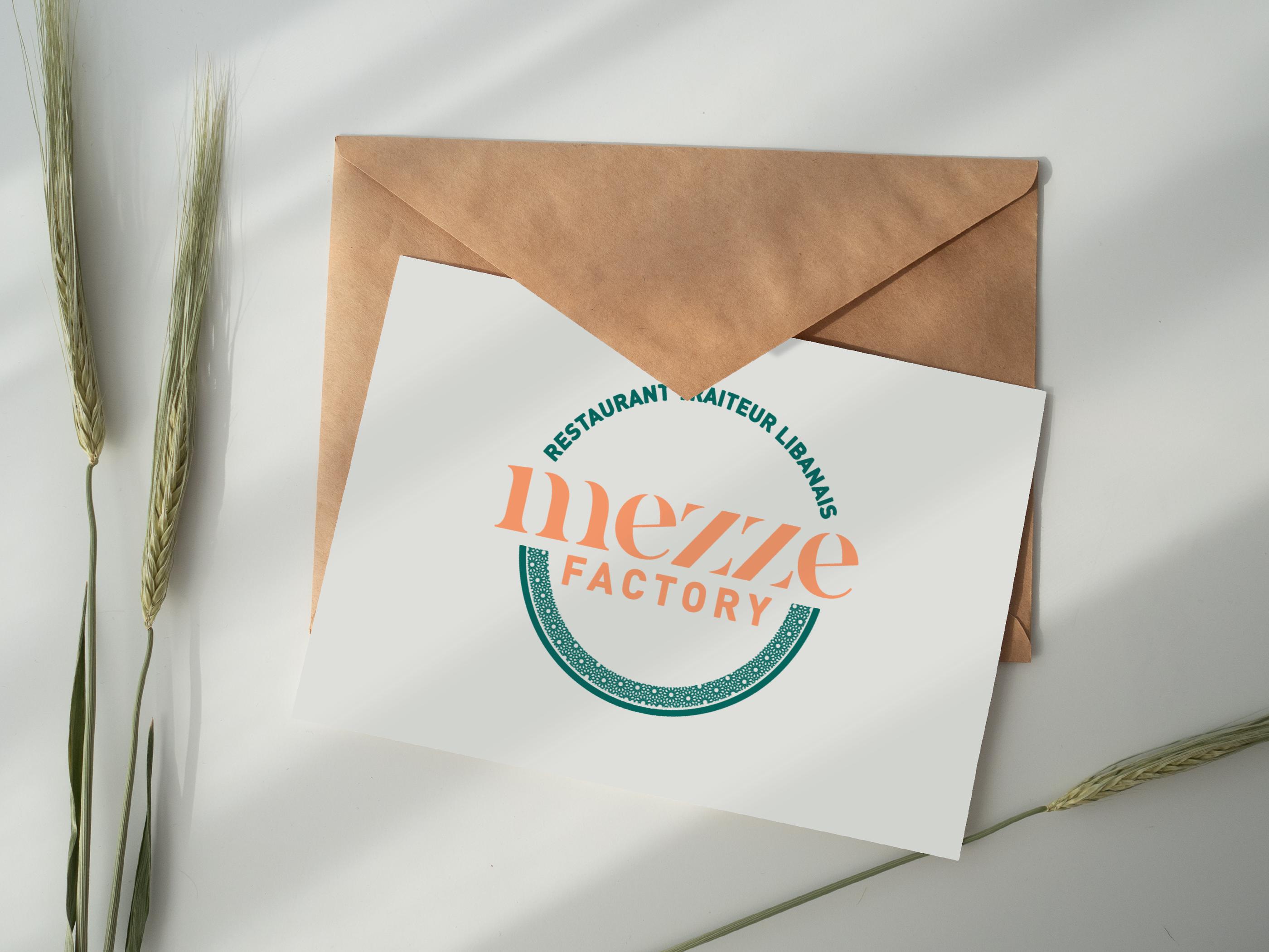 Logo Mezze Factory