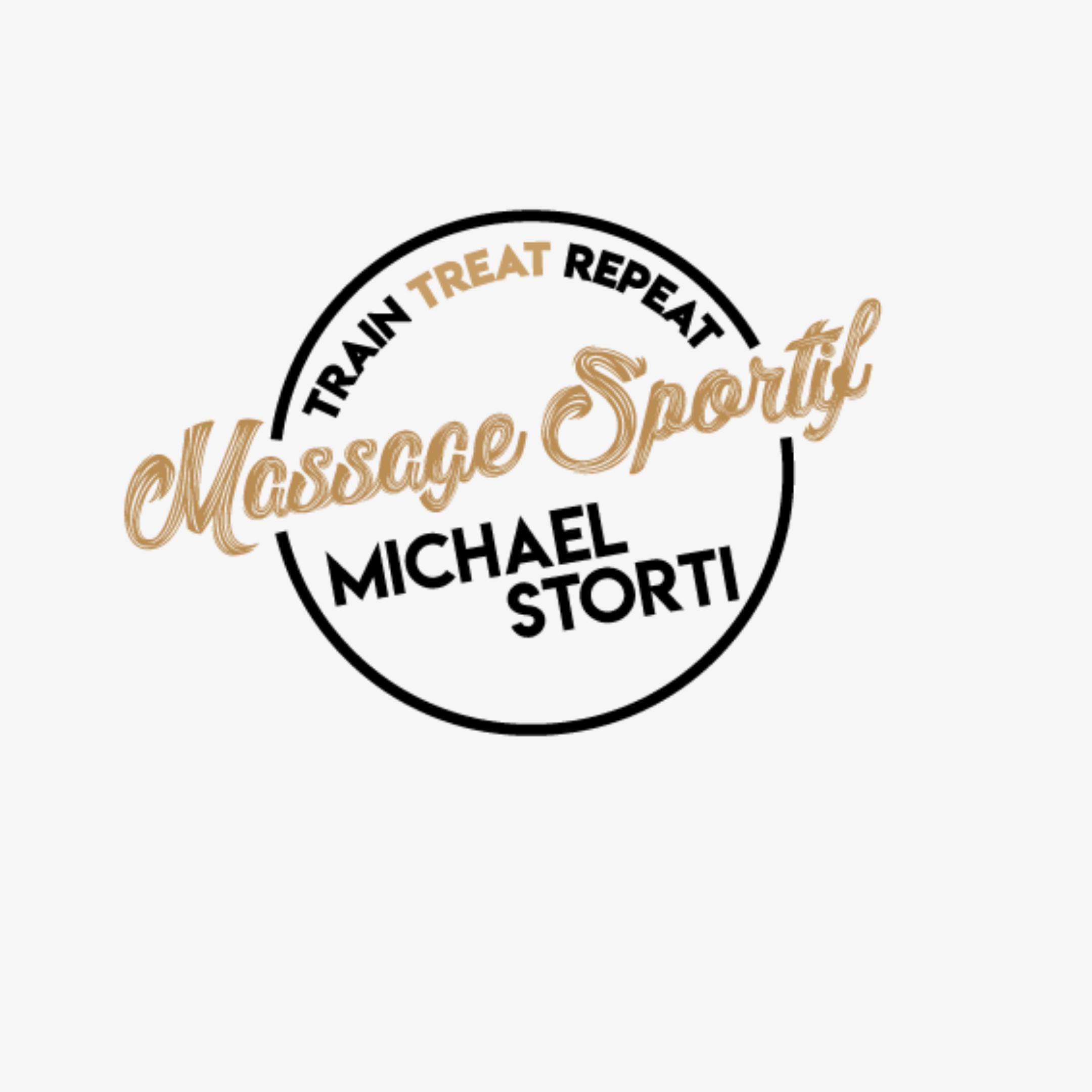 Création du logo - Michael Storti