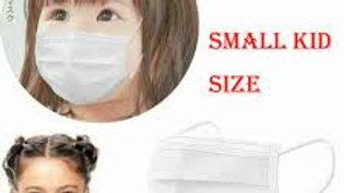 Kids' Non-Medical Disposable Face Masks  (5 mask)