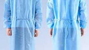 Level 2 Isolation Gowns