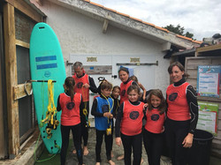 Sortie surf