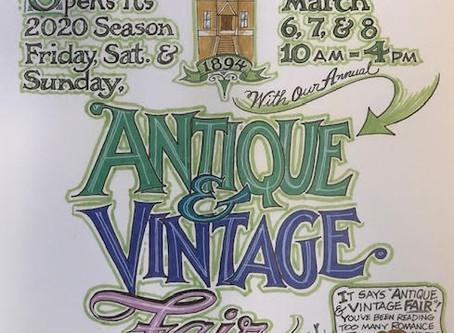 Antique and Vintage Sale