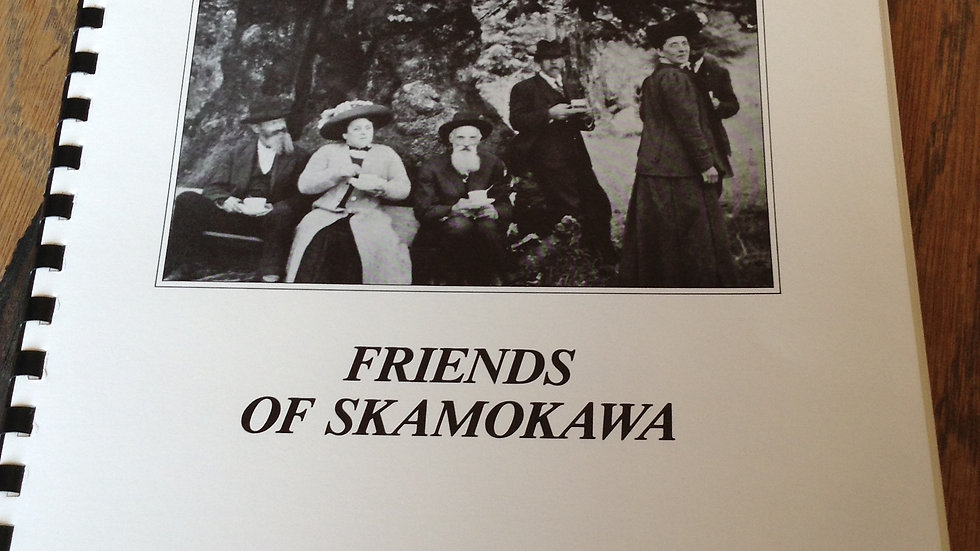 Cooking with Friends of Skamokawa