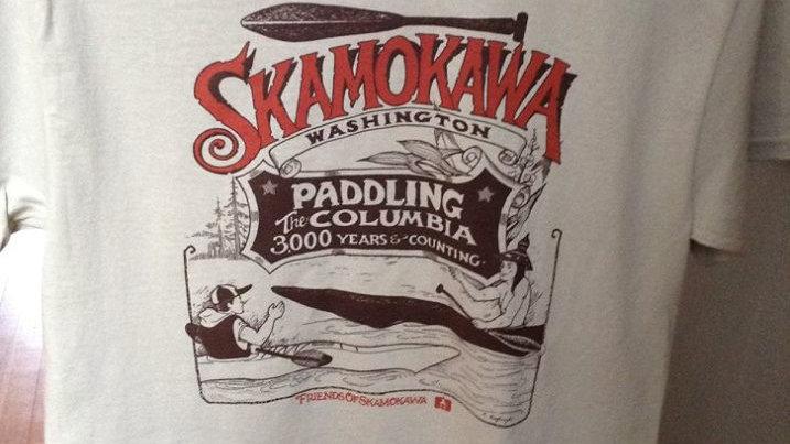 Skamokawa T Shirt