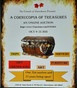 A Cornucopia of Treasures - an online auction fundraiser. 10/9/2021-10/23/2021