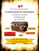 A Cornucopia of Treasures - an online auction fundraiser. 10/9-10/18