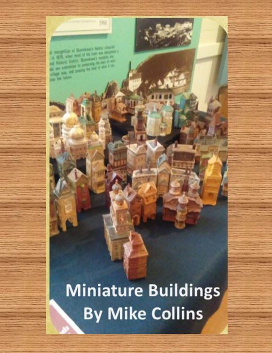 Our Creative Wood Design Exhibit continues through Sunday April 29th, Thursdays through Sundays 12-4