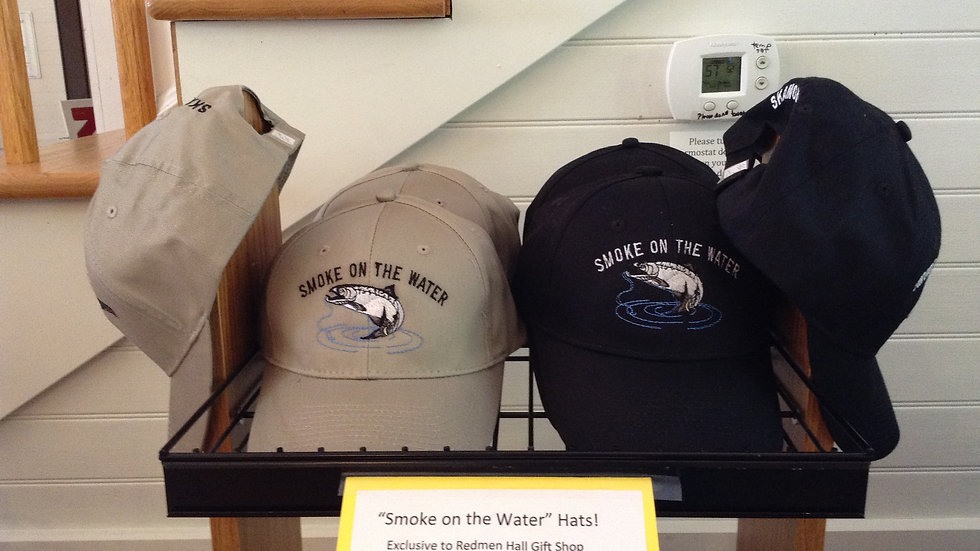 "Skamokawa ""Smoke on the Water"" Hats"
