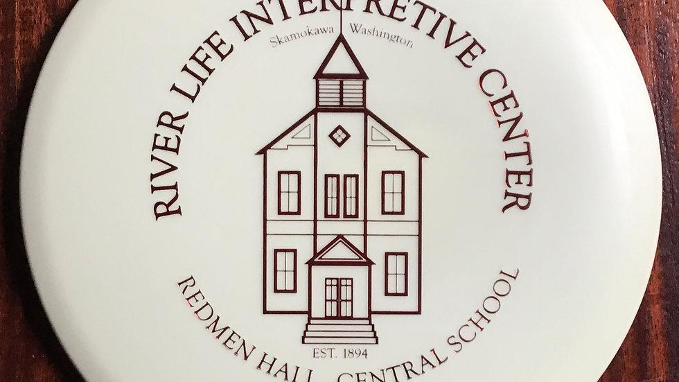 River Life Interpretive Center Disc for disc golf