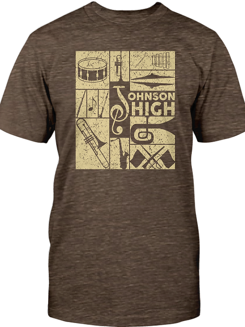 Johnson Squares Shirt
