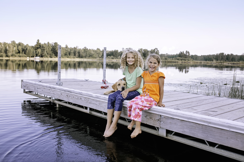 Summer_Family Dock_Grand Rapids_Jillian