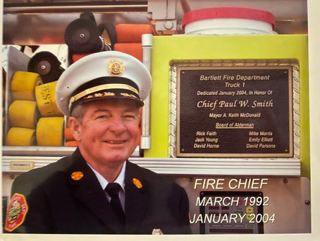 TFA is saddened at the loss of Paul Wilson Smith