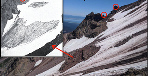 The Ghost of Sholes Glacier